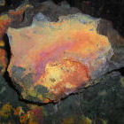 Copper on sea floor, Papua New Guinea