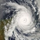 Cyclone Indlala heads for Madagascar, 14 March 2007