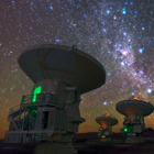Radiotelescopio ALMA