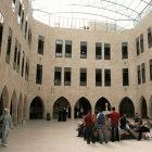 An-Najah University in Nablus, West Bank