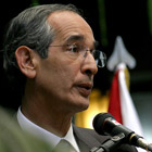 Presidente lvaro Colom