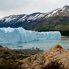 Argentinian glacier