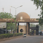 Bayero University entrance