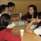 Journalists discuss bioethics at the workshop in Beijing