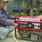 Biogas generator, Vietnam