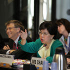 WHO director general Margaret Chan, World Health Assembly 2011