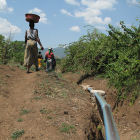Irrigation system in Malawi