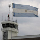 Torre de control en Argentina