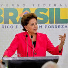 Brazilian President Dilma Rousseff