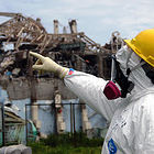 Nuclear expert at Fukushima accident