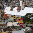 Riocinha Favela, Rio de Janeiro, Brazil