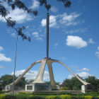 Flame of freedom, Arusha