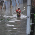 Floods in Dhaka