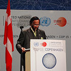 Rajendra Kumar Pachauri, chair of the IPCC