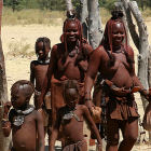 Indigenous community in Namibia