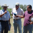 Journalists visit CIMMYT in Mexico