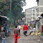 Nairobi slum