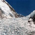 Nepal's Khumbu glacier
