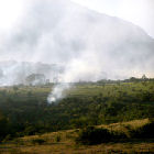Landscape fire smoke in Africa
