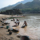 Fishing on Mekong
