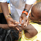 New meningitis vaccine delivered in Burkina Faso