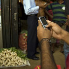 Mobile phones capture price information for agricultural produce