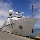 US research ship Okeanos Explorer by Flickr/epiro