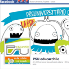 Facebook de PSU Educarchile