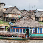 Vulnerable communities in Iquitos, Peru