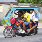 Tricycle, Philippines