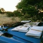 Data gathering in Botswana