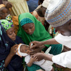 Polio vaccination programme in northern Nigeria