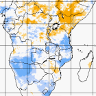 Rainfall estimates for Africa