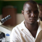 Researcher in West Africa