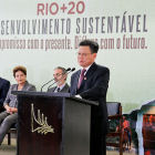 Sha Zukang, Rio+20 secretary-general