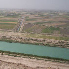 A river in Iraq