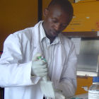 African scientist