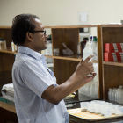 Scientist in Bangladesh