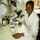 A scientist in Malawi