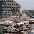 Slum, Delhi
