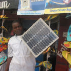 Selling solar photovoltaics in Kenya