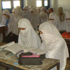Students in Pakistan