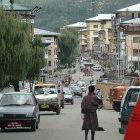 Bhutan is becoming increasingly urbanised