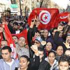 Tunisia demonstration