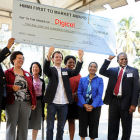 Haiti Mobile Money Initiative award