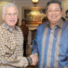 Bruce Alberts and president Yudhoyono by US State Department