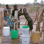 Water well, Zambia