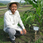 A woman scientist in Ethiopia