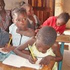 One MDG is that by 2015, children worldwide will be able to complete primary school