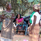 Women farmers convey messages through theatre